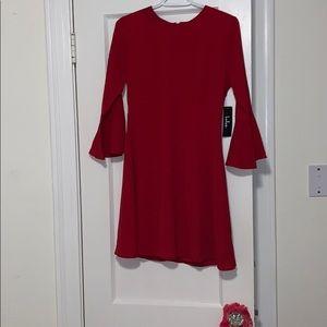 NWT Lulus red dress